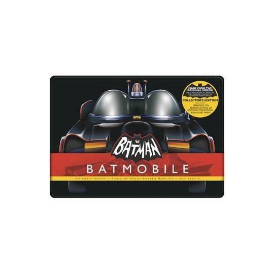 BATMOBILE COFFRET METAL 1/32 POLAR LIGHTS