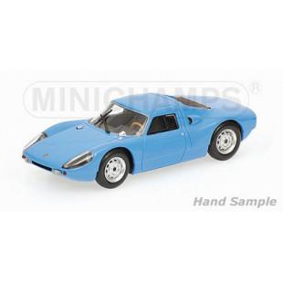 PORSCHE 904 GTS 1964 BLEU 1/43 MINICHAMPS