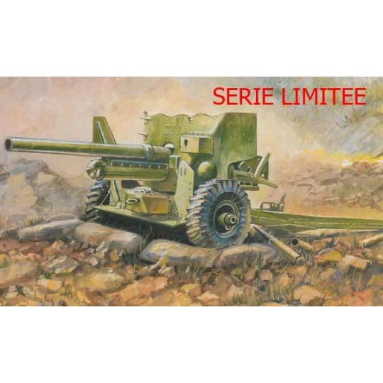 Canon Britannique 6 pounder 1/35 ZVEZDA