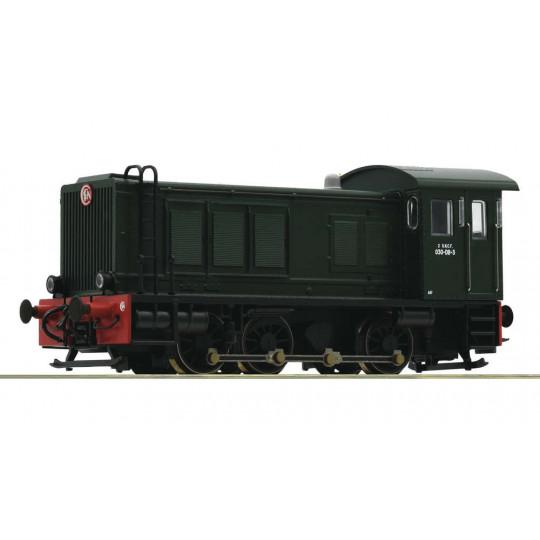 LOCO DIESEL 030DB Y 50100  SNCF HO ROCO