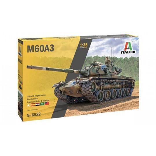 CHAR M60A3 1/35 ITALERI