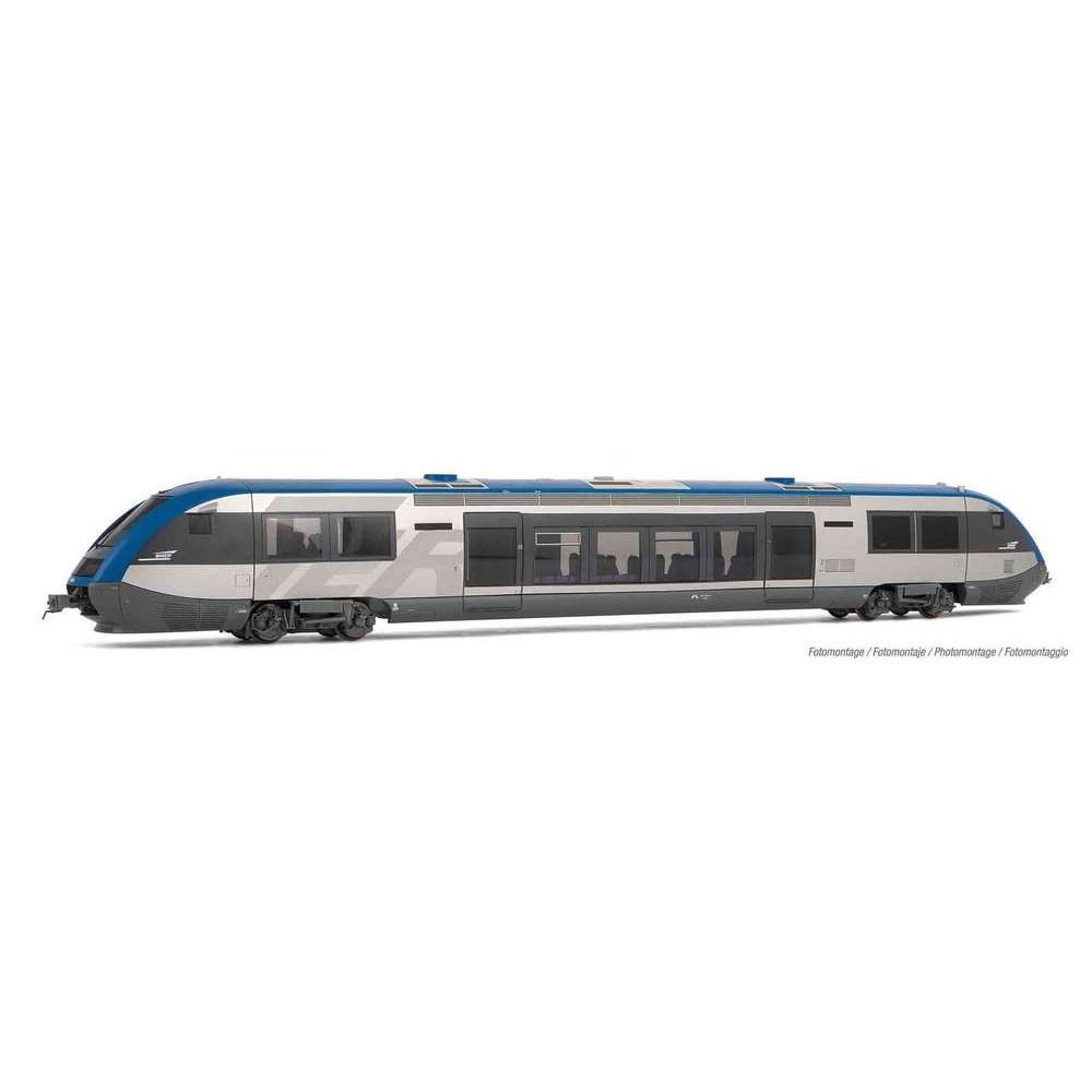 AUTORAIL X 73500 73505 TER SNCF 1/87 HO JOUEF
