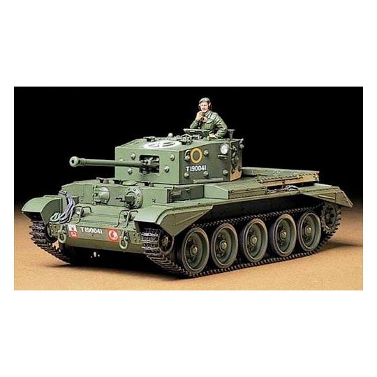 CHAR CROMWELL Mk.IV 1/35 TAMIYA
