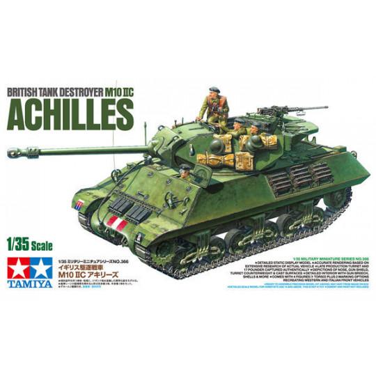 CHAR M10 IIC ACHILLES 1/35 TAMIYA
