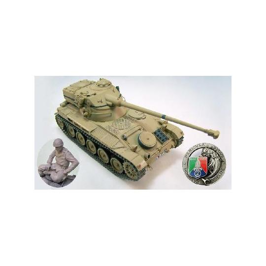 AMX 13 GUERRE ALGERIE +  SUEZ 1956 1/35 TAKOM
