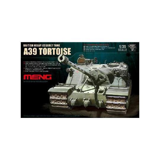 A39 TORTOISE 1/35 MENG
