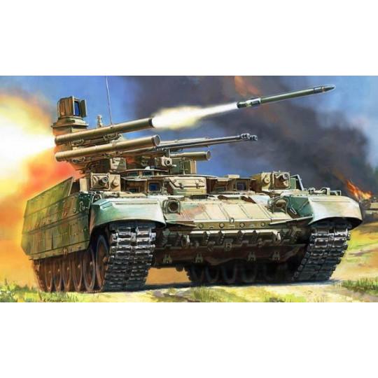 Char russe BMPT Terminator 1/35 ZVEZDA