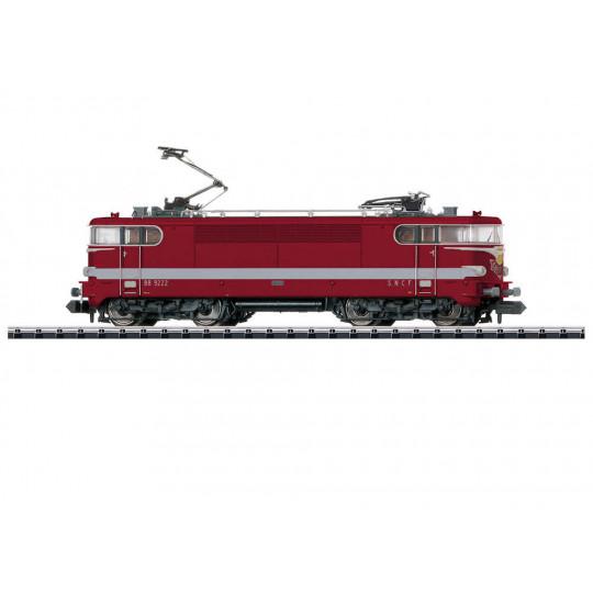 LOCOMOTIVE ELECTRIQUE DIGITAL SON CAPITOLE SNCF BB 9200 9291 1/160 N TRIX minitrix