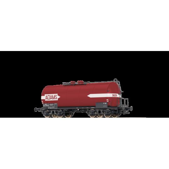 WAGON CITERNE SNCF ADAMS 1/87 HO BRAWA