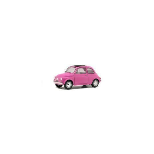 FIAT 500 L ROSE 1/18 SOLIDO