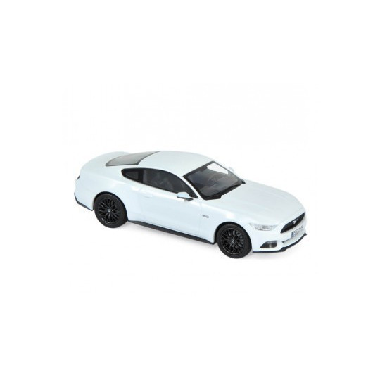 FORD MUSTANG 2015 BLANCHE 1/43 NOREV