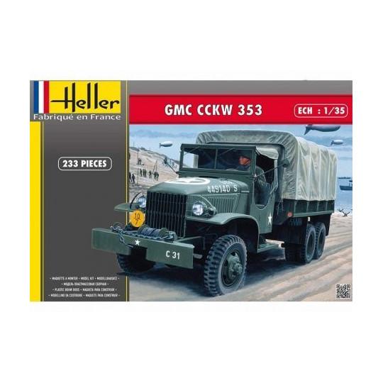 GMC US-TRUCK 1/35 HELLER