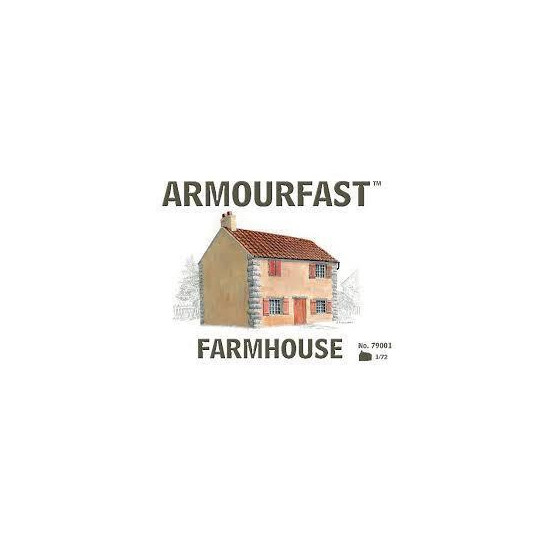 MAISON CAMPAGNE 1/72 ARMOURFAST
