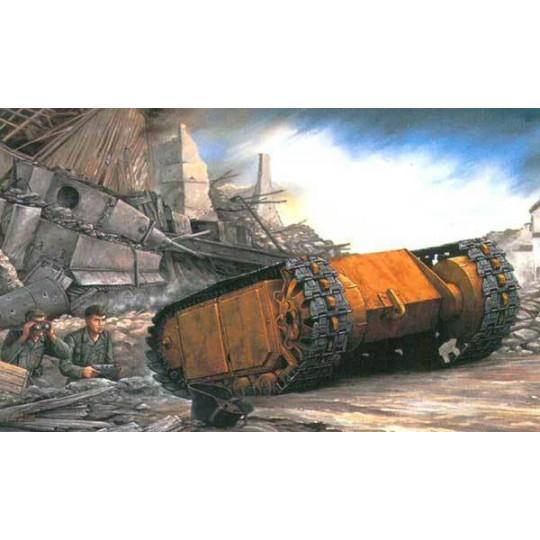 CHAR GOLIATH + SAPEURS ALLEMANDS 1/35 DRAGON