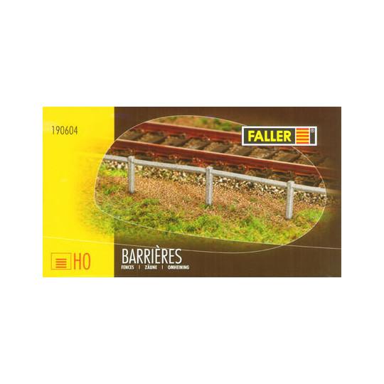 BARRIERES SNCF 1/87 FALLER