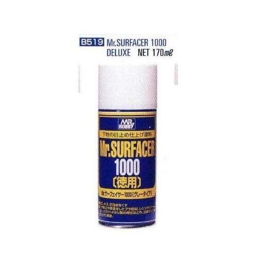 BOMBE MR SURFACER 1000 170 ML GUNZE