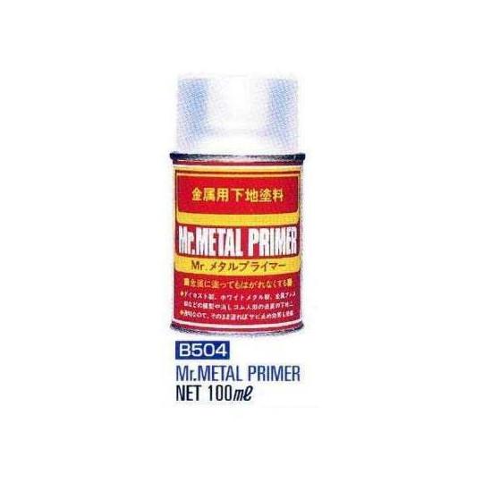PRIMER METAL Mr. METAL 100ML GUNZE
