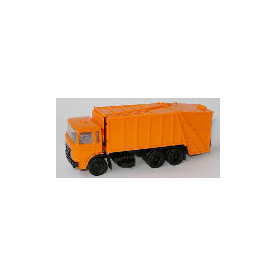 CAMION POUBELLE MAN 1/87 HERPA