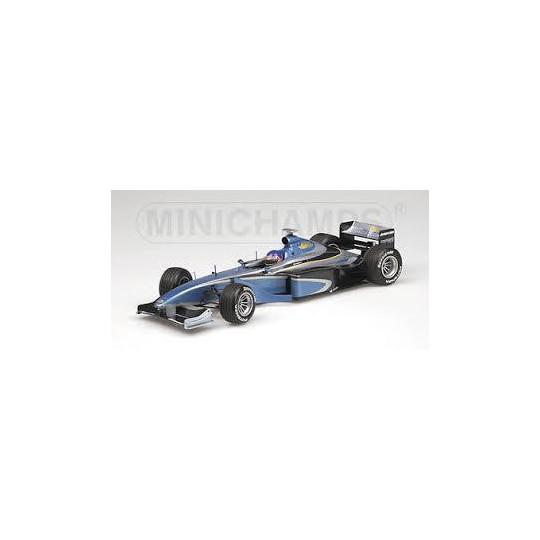F1 BAR 01 SUPERTEC VILLENEUVE 1/18 MINICHAMPS