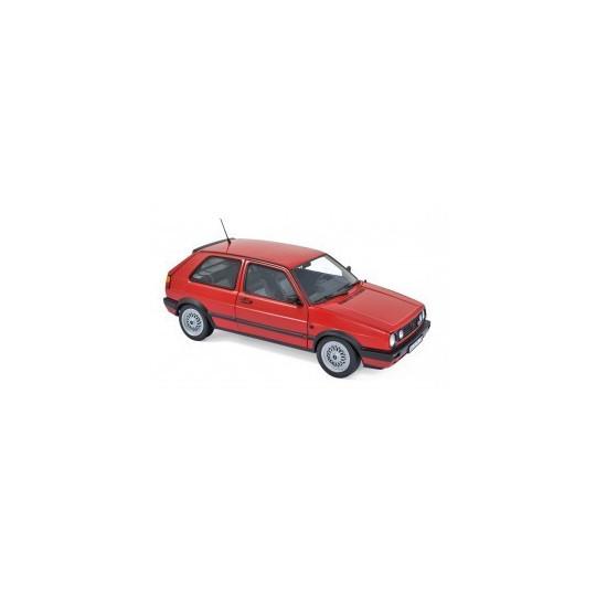 VOLKSWAGEN GOLF GTi 1990 1/18 NOREV