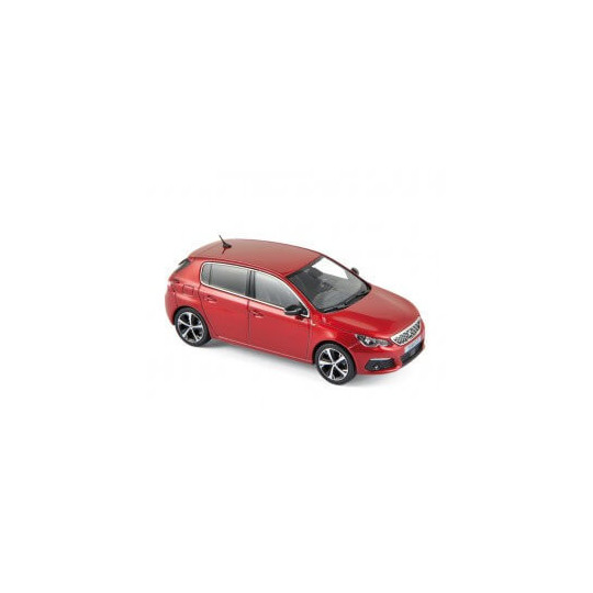 PEUGEOT 308 GT 2017 1/43 NOREV