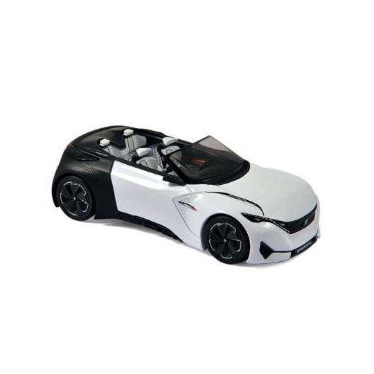 PEUGEOT CONCEPT CAR FRACTAL FRANCFORT 2015 CAB 1/43 NOREV