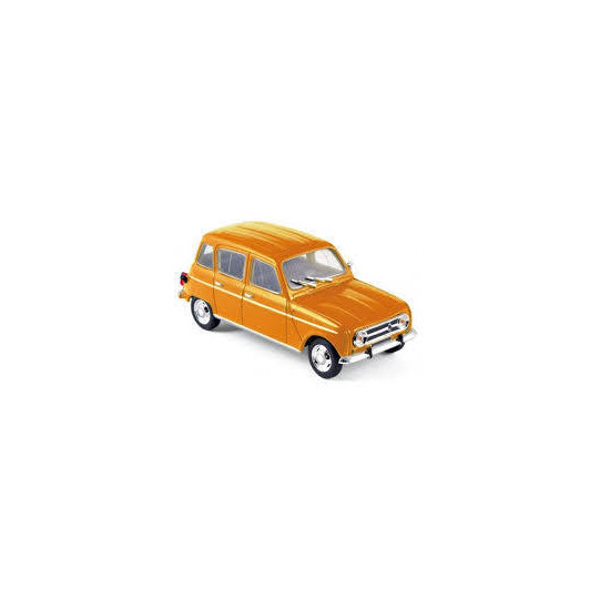 RENAULT 4 ORANGE 1974 1/43 NOREV