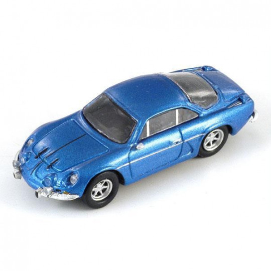 Alpine Renault A110 1600S, 1970 Met blue 1/87 SPARK