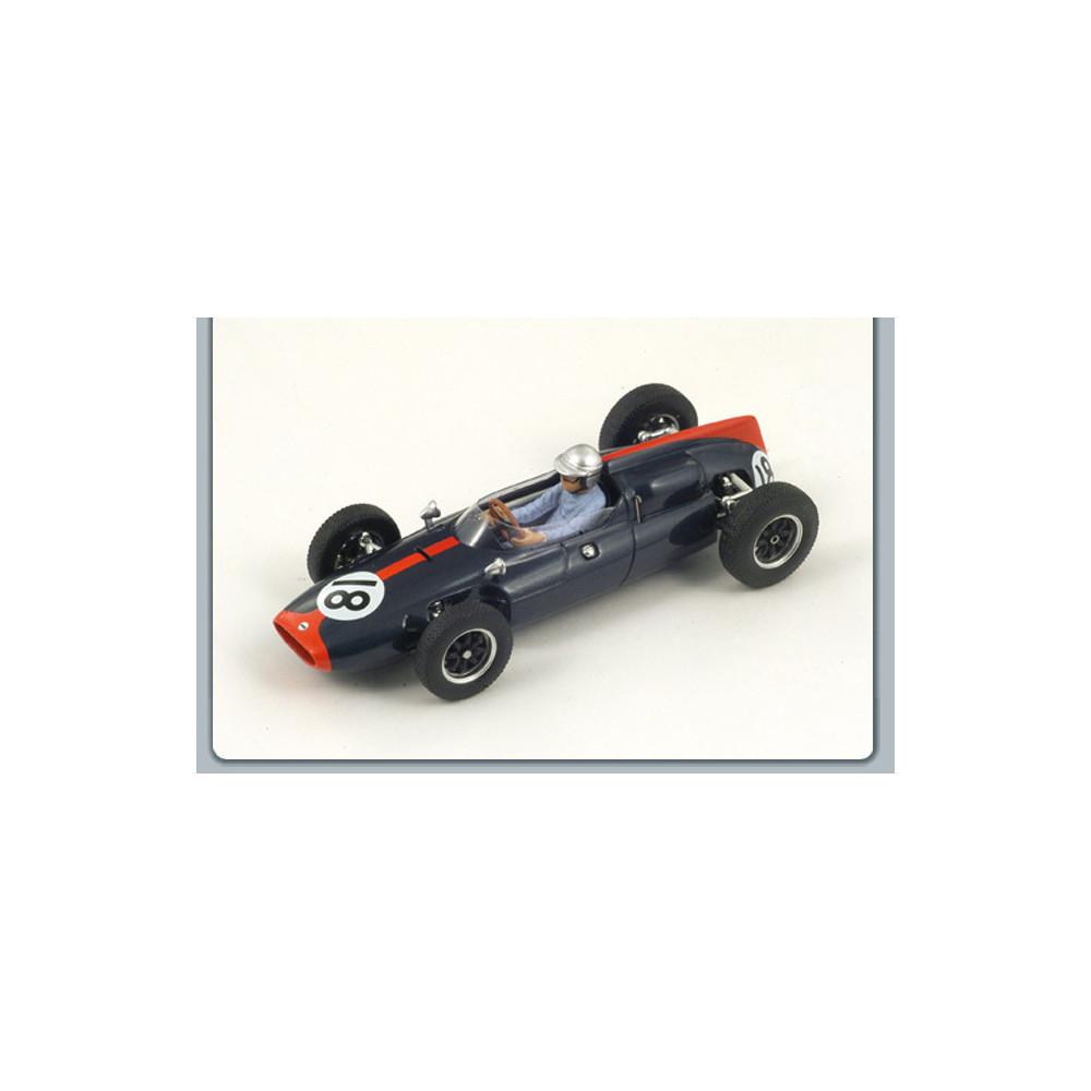 COOPER T53 N°18 GP ALLEMAGNE 1961 1/43 SPARK