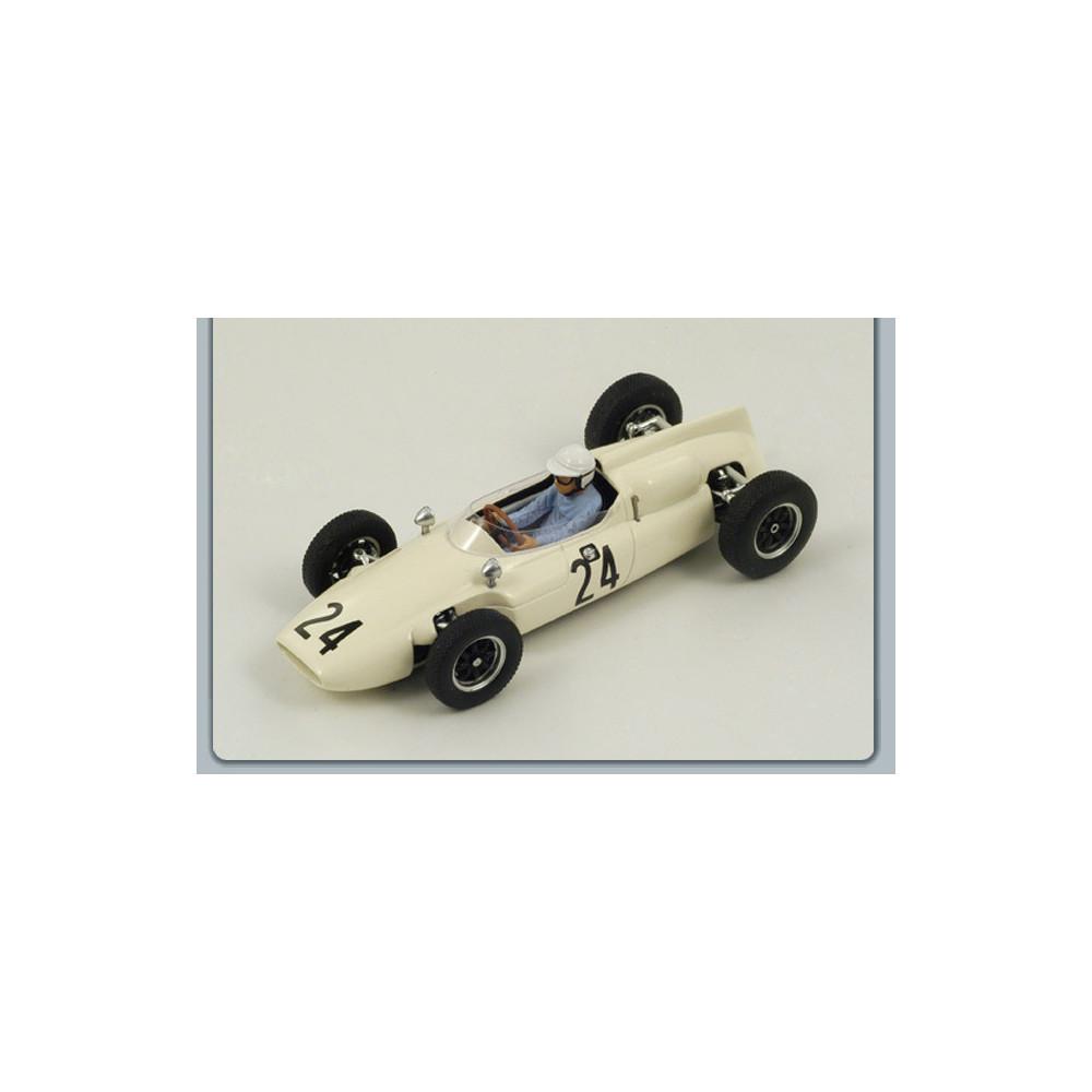 COOPER T53 N°24 GP USA 1962 1/43 SPARK