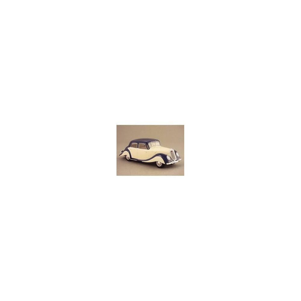 PANHARD DYNAMIC BLEU/BEIGE 1/43 WHITE BOX