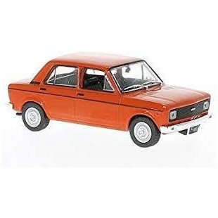 FIAT 128 ORANGE 1/43 WHITEBOX