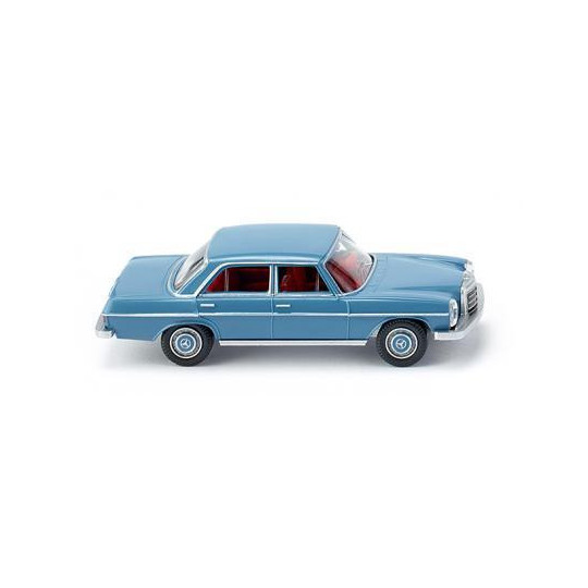 MERCEDES 200/8 BLEU 1/87 WIKING
