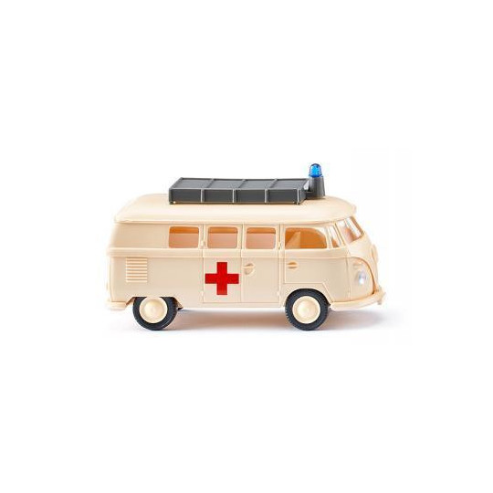 VW COMBI 1 AMBULANCE 1/87 WIKING
