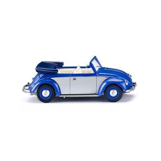 VWAGEN COCCINELLE 1200 CAB 1/87 WIKING