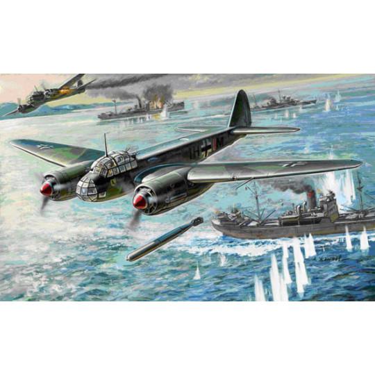 Ju-88 A-5/A-17 JUNKERS...