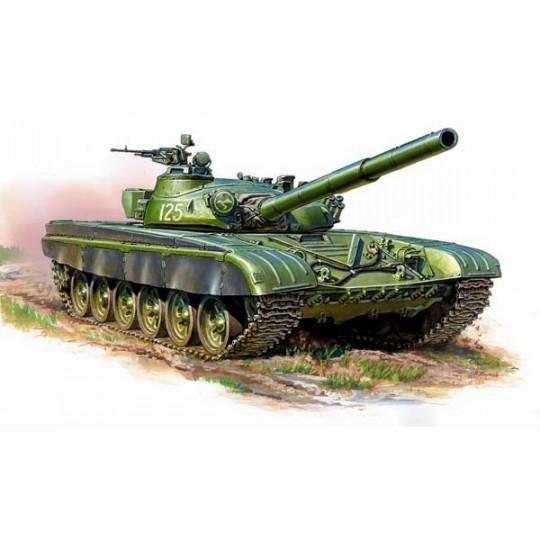 CHAR RUSSE T-72B 1/35 ZVEZDA