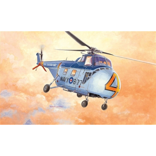 Hélicoptère H04S-3 1/72...