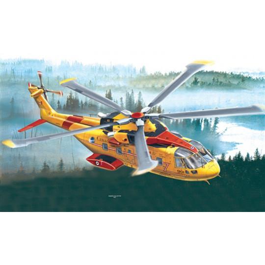 Hélicoptère EH-101 Cormorant 1/72 ITALERI