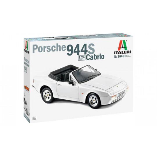PORSCHE 944S CABRIOLET 1/24...