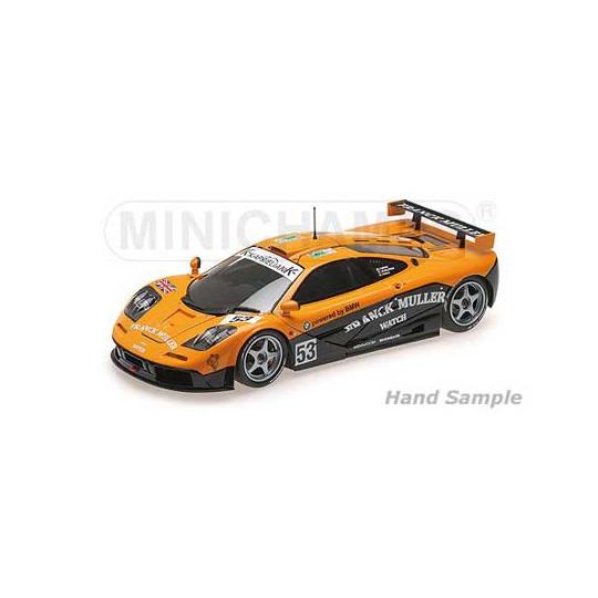 McLaren F1 GTR 53 24 Heures...