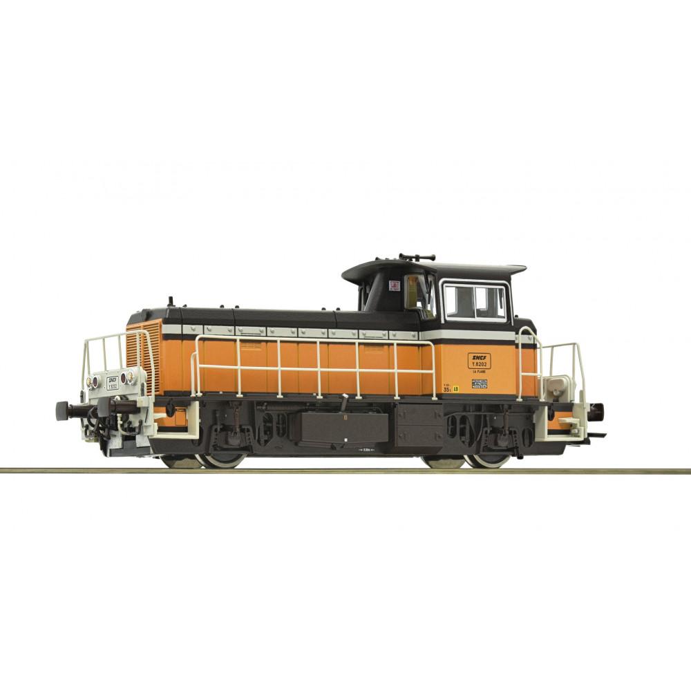ROCO HO - LOCO DIESEL Y 8000 8202 ARZENS DIGITAL SON SNCF