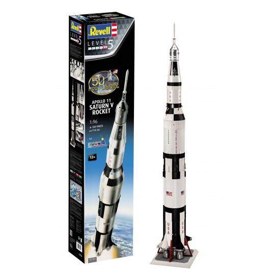 Apollo 11 Saturn V Rocket...