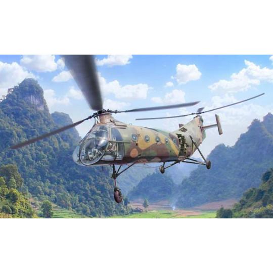 Hélicoptère H-21 Deco...