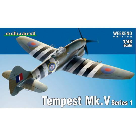 TEMPEST Mk.V Série 1 1/48...