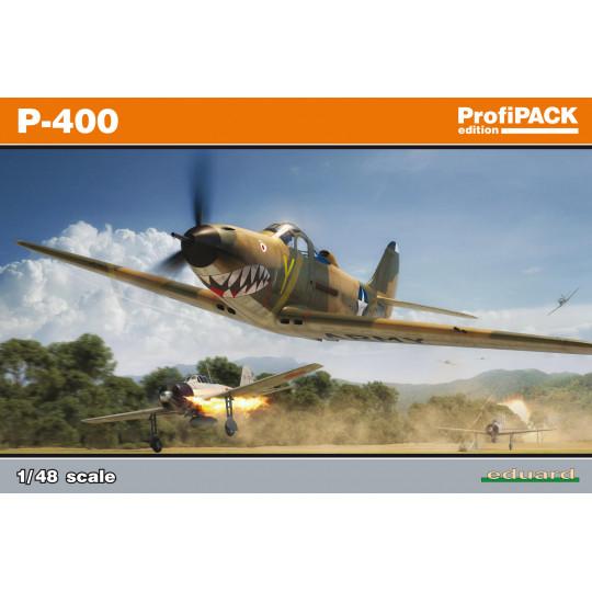 AIRACOBRA P400 1/48ème...