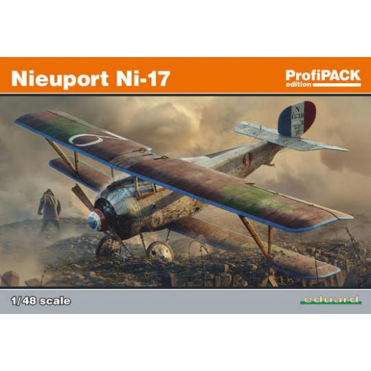 Nieuport Ni-17 1/48 EDUARD...