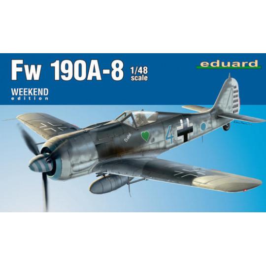 Fw 190A-8 1/48 EDUARD...