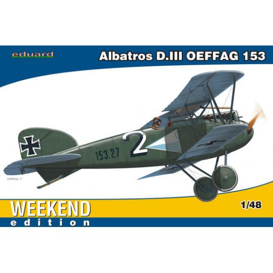 Abatros D.iii Oeffag 153...