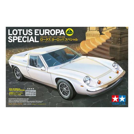 Lotus Europa Spéciale 1/24...